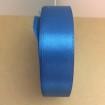 Satinband 20mm - havsblå 20mm, ensidigt satinband
