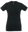 T-Shirt #E150 / Women - Svart 3XL T-Shirt #E150