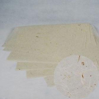 Natur silkespapper