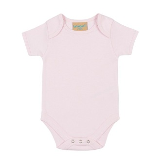Baby body - Ljusrosa