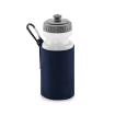Vattenflaska och textilhållare - Marin