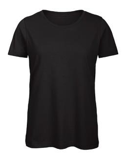 Eko t-shirt / Women - Svart
