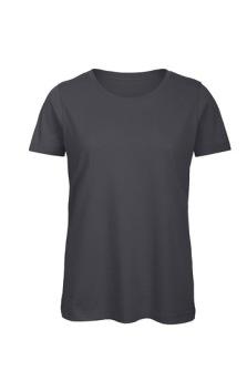 Eko t-shirt / Women - Mörkgrå