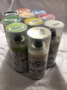 Utförsäljning -hobby spray  10 pack