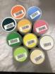 Utförsäljning -hobby spray  10 pack - 10x150ml mixade färger ghiant  paket 1