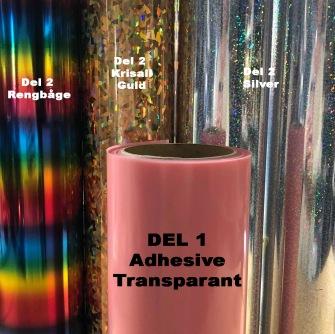 SISER HS FOIL - DEL 1 PS Adhesive  1 meter * 30cm