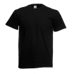 Fruit Of The Loom Valueweight T-Shirts - Svart S
