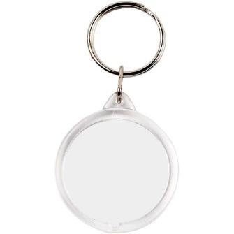 Nyckelringar med berlock - Cirkel