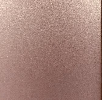 Pärlemo - Roseguld 30*50 cm
