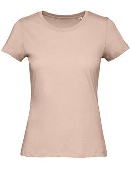 Eko t-shirt / Women - Millennial Pink