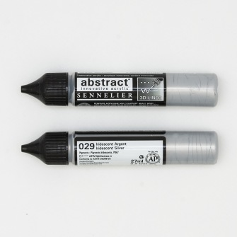 3D liner - Silver - Silver 28ml