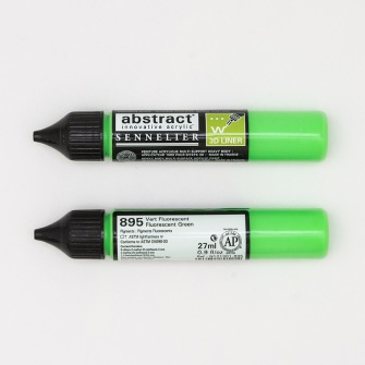 3D liner - Neon grön - Neon grön  28ml