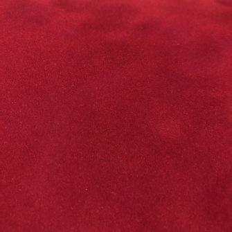 Sammet - Mörkröd  30x50 cm