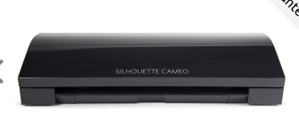 AB Textil Startpaket - Silhouette Cameo 3 - Cameo 3 i svart inkl vinylpaket textil