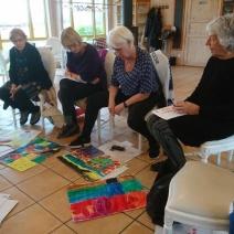 Träffar, gemenskap och erfarenhetsutbyte  - Stödkompisarna