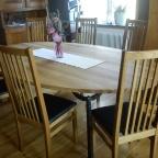 Ekstolar och bord