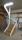 U-trappa i ek i steg och sättsteg
