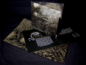 LIGHTNING SWORDS OF DEATH- 'The Extra Dimensional Wound' Double Gatefold - Double Gatefold