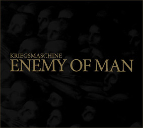 KRIEGSMASCHINE - 'Enemy of man' Digipak CD - Digipak CD