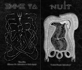 EMME YA / NUIT - Split CD - CD special