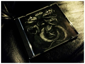 SVARTSYN - 'Timeless Reign' CD - CD jewel case