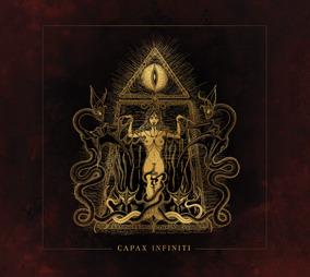 HETROERTZEN / DØDSENGEL - 'Capax Infiniti' CD - Digipak CD