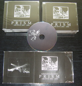 KRIEGSMASCHINE - Prism CD -