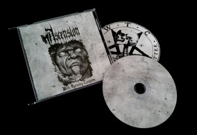 ASCENSION - With burning tongues – CD -