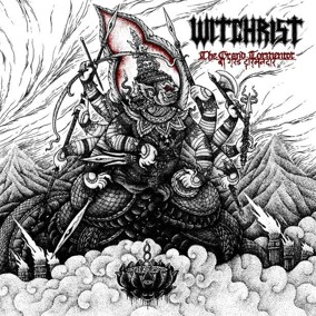 WITCHRIST - The Grand Tormentor CD -