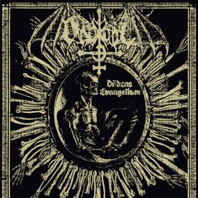 ONDSKAPT - Dödens Evangelium (Re-issue) -Digipack CD  -