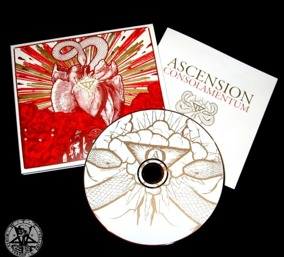 ASCENSION - 'Consolamentum' Digi CD  -