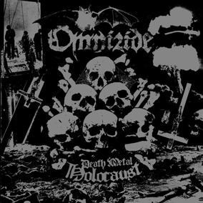OMNIZIDE - Death Metal Holocaust CD  -