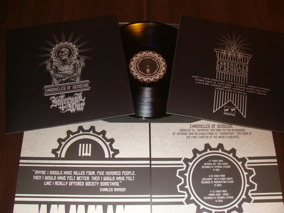 INFERNAL WAR - Chronicles of Genocide 12''LP -