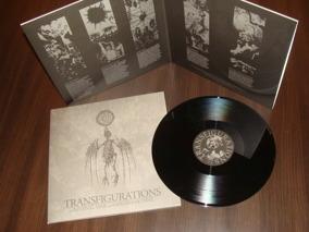 INFERNAL WAR / KRIEGSMASCHINE - Transfigurations gatefold 12''LP -