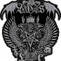 LVXCAELIS - Embroidered backpatch 2015