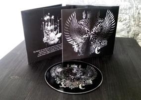 LVXCAELIS - The Watchers Digipack CD - Digipack CD