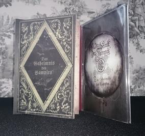 DIE KUNST DER FINSTERNIS - Das Geheimnis des Vampirs CD - A5 digipack CD