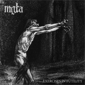 MGLA - Exercises in Futility LP (RESTOCK) - Black 12