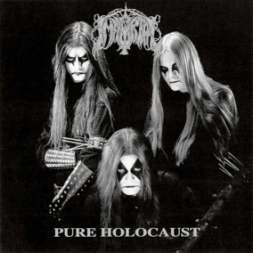 IMMORTAL - Pure Holocaust (Re-issue) Gatefold LP - 12