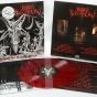 BLACK WITCHERY - Upheaval of Satanic Might (Re-issue) Ltd LP