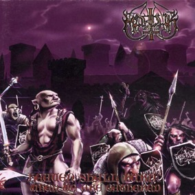 MARDUK - Heaven Shall Burn When We Are Gathered (Re-issue) Gatefold LP -