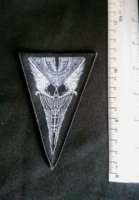 HETROERTZEN - The Path bearer – Woven patch -