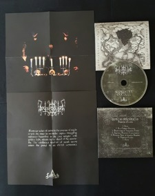PORTAE OBSCURITAS -  Sapientia Occulta CD - Digipack CD