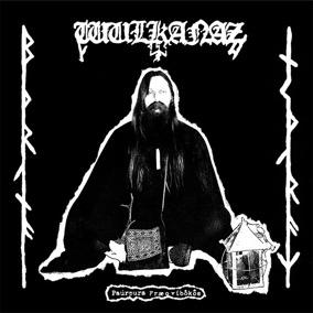 WULKANAZ - Paúrpura Fræovíbôkôs LP - Black 12