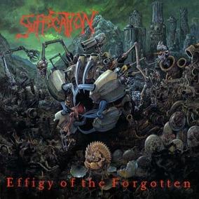 SUFFOCATION - Effigy Of The Forgotten LP - Green vinyl