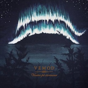 "VEMOD - Venter På Stormene 12"" LP - Black 12"