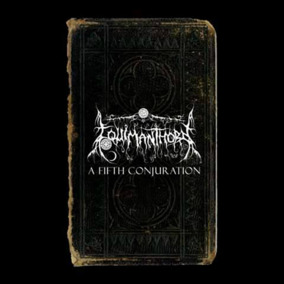 EQUIMANTHORN - A Fifth Conjuration Slipcase CD -