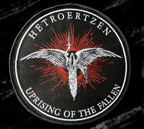 HETROERTZEN - The Renegade - Woven patch -