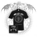 LVXCAELIS - CD + Tshirt bundle