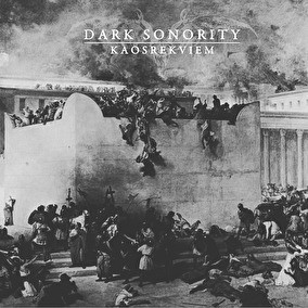 DARK SONORITY - Kaosrequiem MCD - Digipack CD
